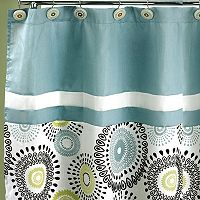 Suzanni Fabric Shower Curtain