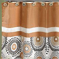 Suzanni Fabric Shower Curtain