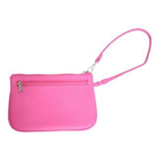 Royce Leather Wristlet Wallet