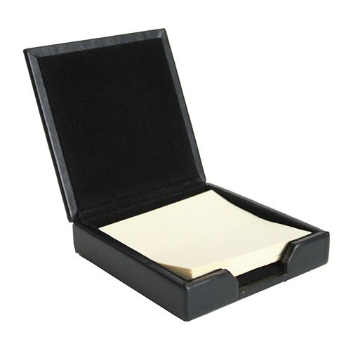 Royce Leather Post It Holder