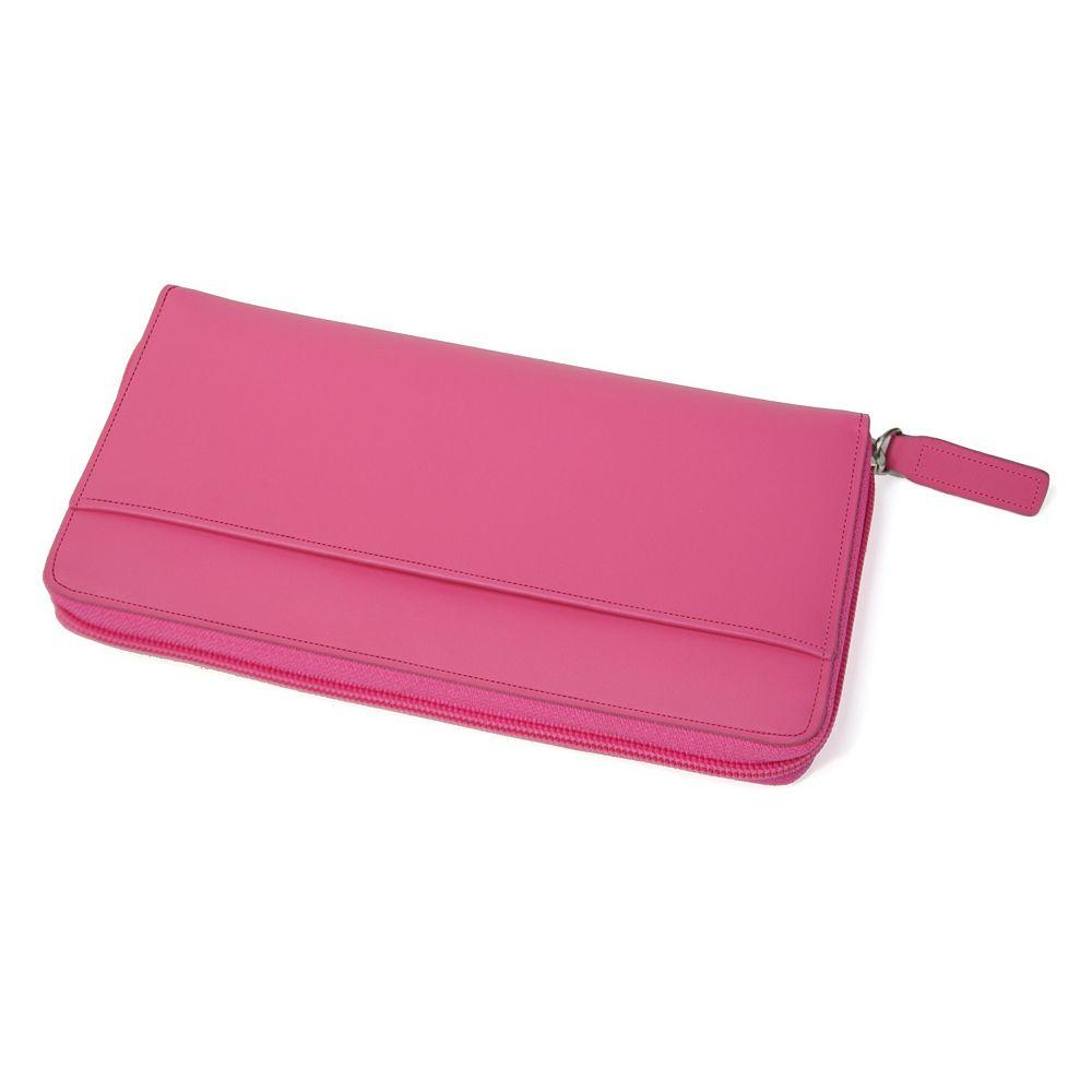 Royce Leather RFID-Blocking Fan Wallet