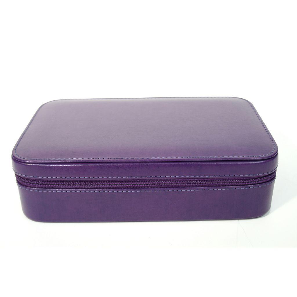 Royce Leather Aristo Jewelry Case