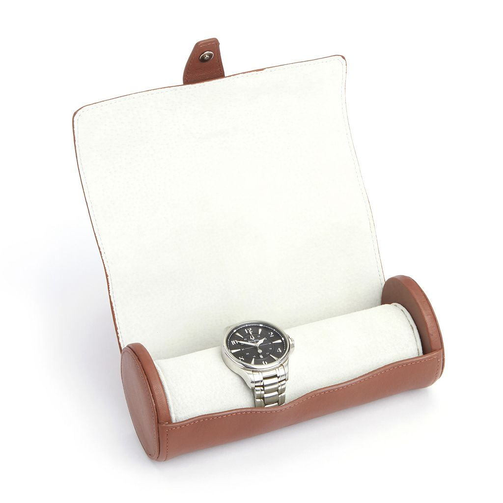 Royce Leather Deluxe Watch Roll