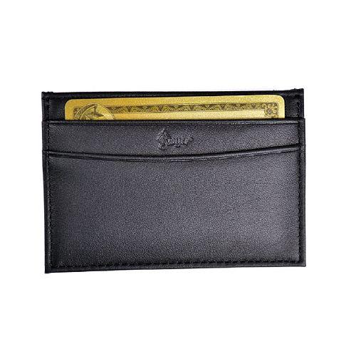 Royce Leather Prima Slim Card Case