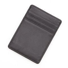 b7931b554bc7 Royce Leather Prima Magnetic Money Clip Wallet