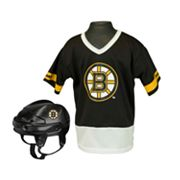 Franklin NHL Boston Bruins Uniform Set - Kids