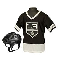 Franklin NHL Los Angeles Kings Uniform Set - Kids
