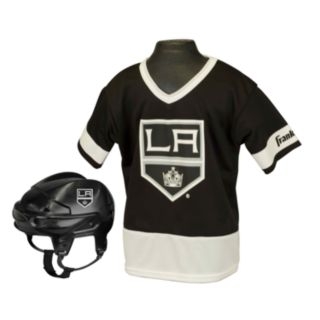 Franklin NHL Los Angeles Kings Uniform Set - Kids