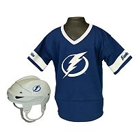 Franklin NHL Tampa Bay Lightning Uniform Set - Kids