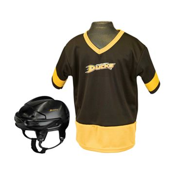 Franklin NHL Anaheim Ducks Uniform Set - Kids