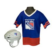 Franklin NHL New York Rangers Uniform Set - Kids