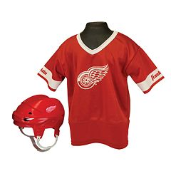 Franklin NHL Detroit Red Wings Uniform Set - Kids