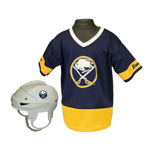 Franklin NHL Buffalo Sabres Uniform Set - Kids
