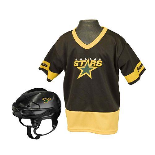 new arrival 11642 1b46f Franklin NHL Dallas Stars Uniform Set - Kids