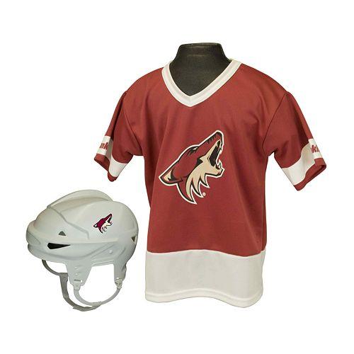 Franklin NHL Arizona Coyotes Uniform Set - Kids