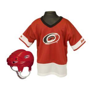 Franklin NHL Carolina Hurricanes Uniform Set - Kids