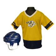 Franklin NHL Nashville Predators Uniform Set - Kids