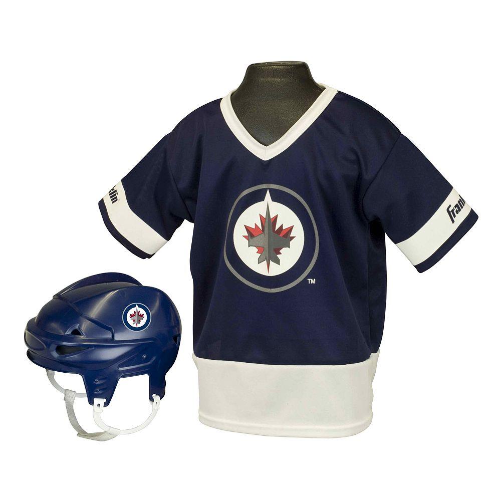 Franklin NHL Winnipeg Jets Uniform Set - Kids