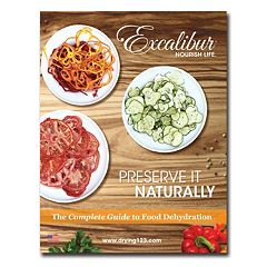 Excalibur 'Preserve It Naturally' Book