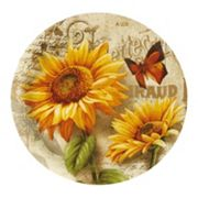 Pfaltzgraff Sunflower Serving Platter