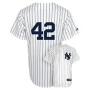 Majestic New York Yankees Mariano Rivera Replica Jersey - Men