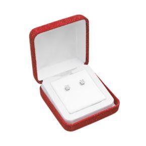 10k White Gold 1/5-ct. T.W. Diamond Stud Earrings