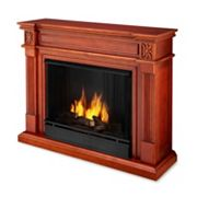Real Flame Elise Ventless Gel Fireplace - Indoor