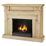Real Flame Kristine Gel Fireplace - Indoor