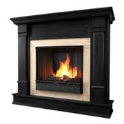 Real Flame Silverton Ventless Gel Fireplace - Indoor