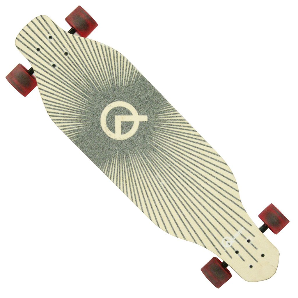 Quest Formula One 35-in. Longboard