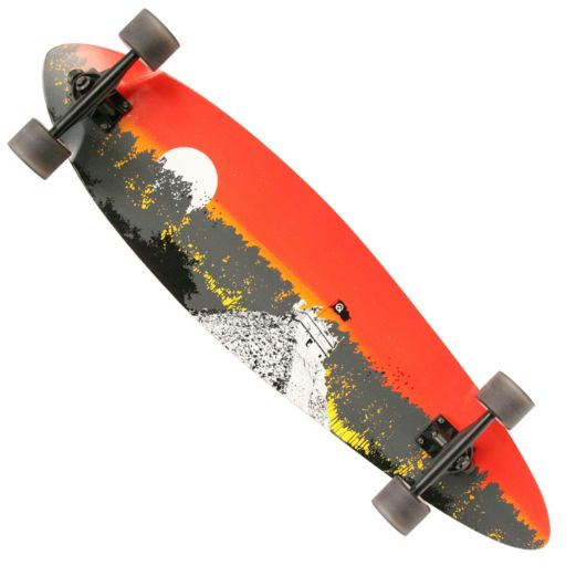 Quest 2012 40-in. Classic Longboard