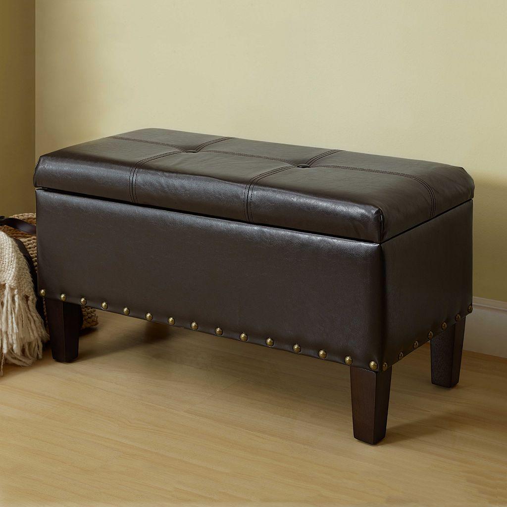SONOMA Goods for Life™ Madison Storage Bench Ottoman