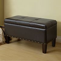 SONOMA Goods for Life Madison Storage Bench Ottoman Deals