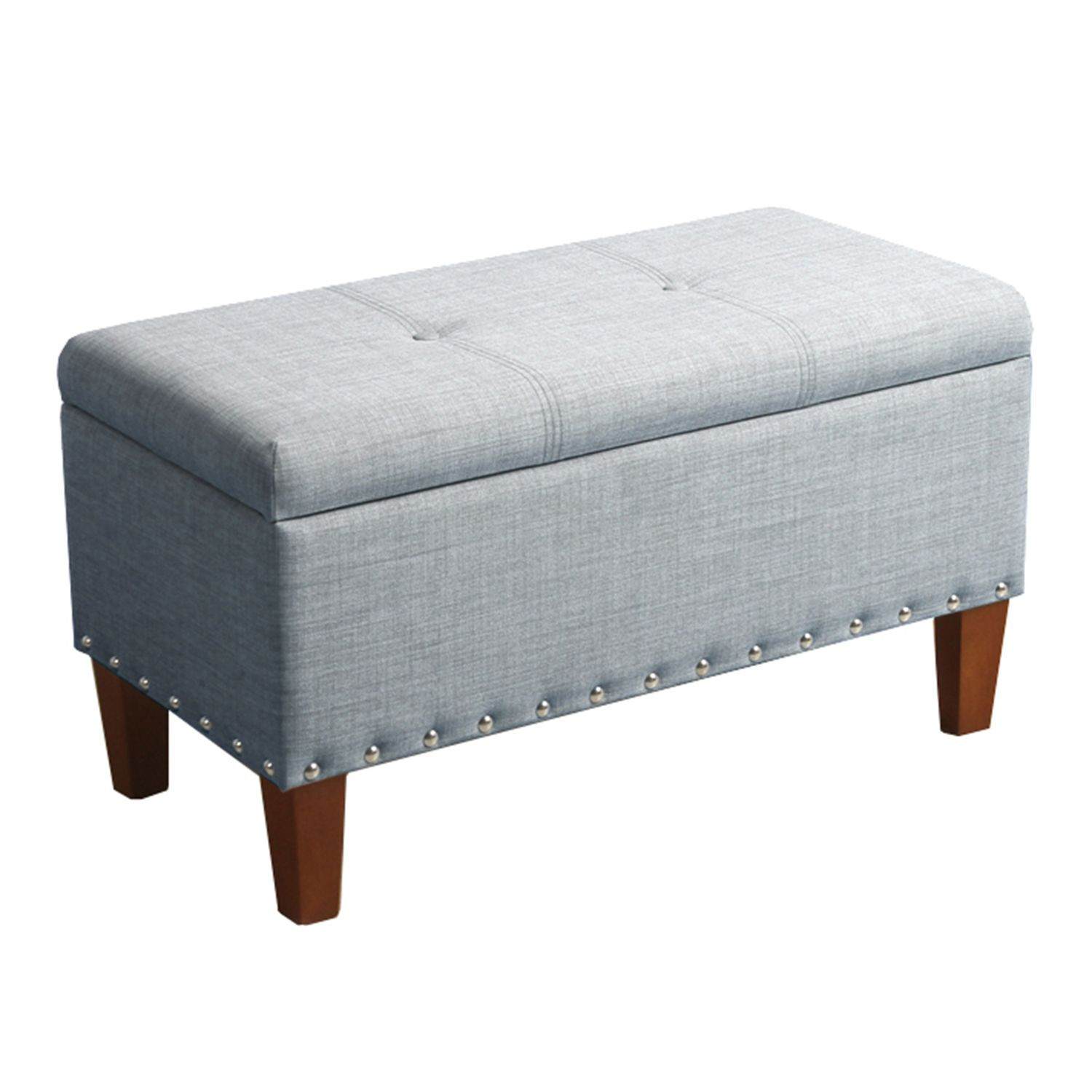 Goods for Life Madison Storage Bench Ottoman