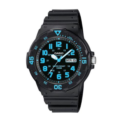 Casio Watch - Men's Black Resin