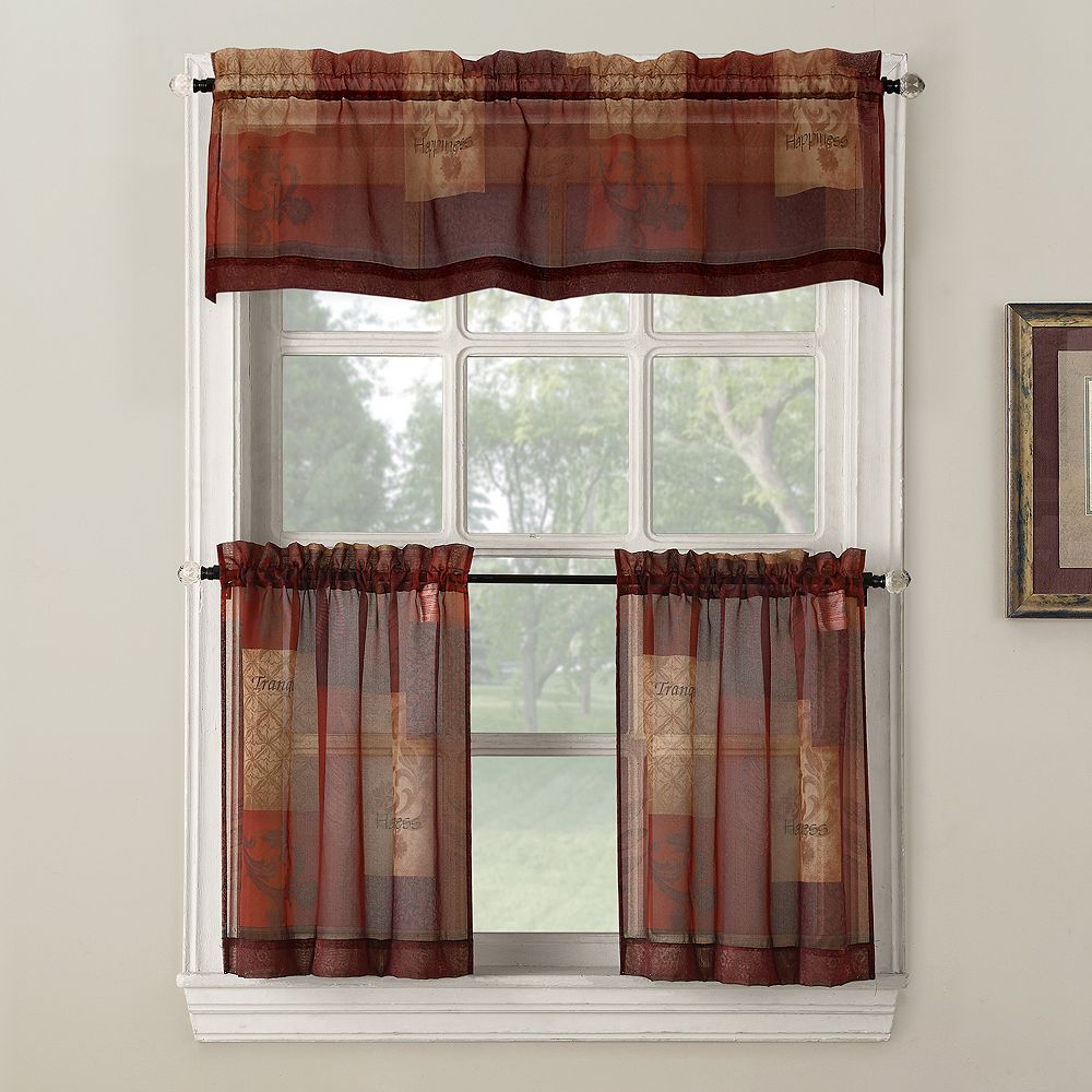 burgundy drapes curtains in p brown panel valance eclipse canova curtain length blackout window