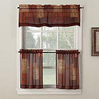 Eden Tier Window Valance - 56