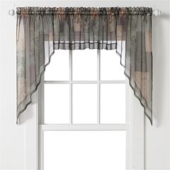 Eden Swag Curtain Pair - 56' x 36'