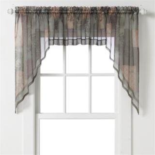 Eden Swag Curtain Pair - 56'' x 36''