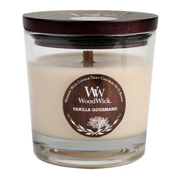 WoodWick Vanilla Gourmand 10 1/2-oz. Jar Candle