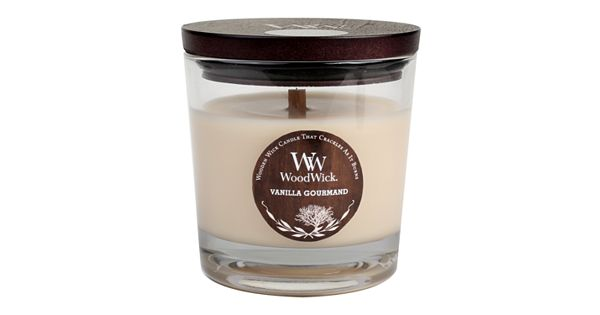 Woodwick Vanilla Gourmand 10 1 2 Oz Jar Candle