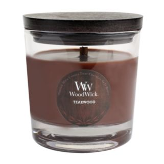 WoodWick Teakwood 10 1/2-oz. Jar Candle