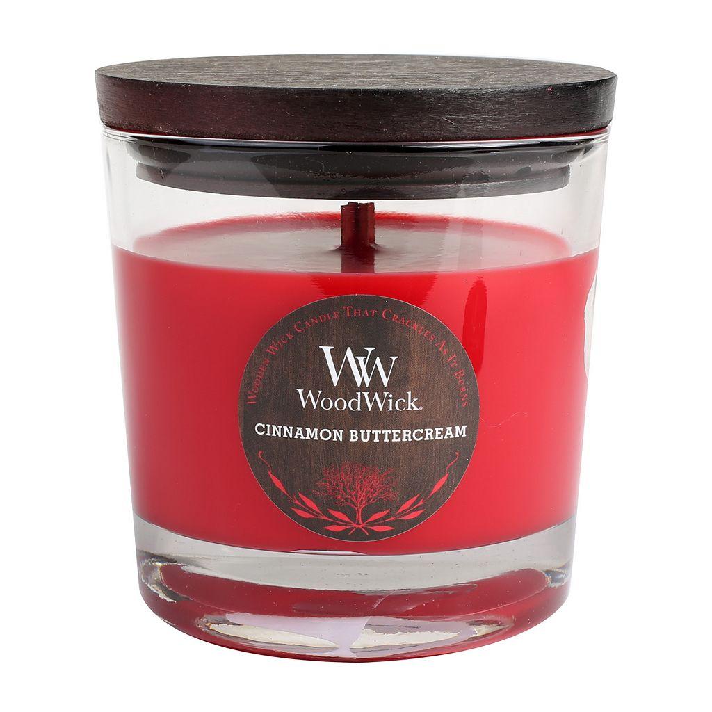 WoodWick Cinnamon Buttercream 10 1/2-oz. Jar Candle