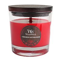 WoodWick Cinnamon Buttercream 10 1/2-oz. Jar Candle