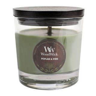 WoodWick Poplar and Pine 10 1/2-oz. Jar Candle