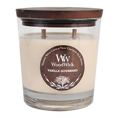 WoodWick Vanilla Gourmand 17.2-oz. Jar Candle