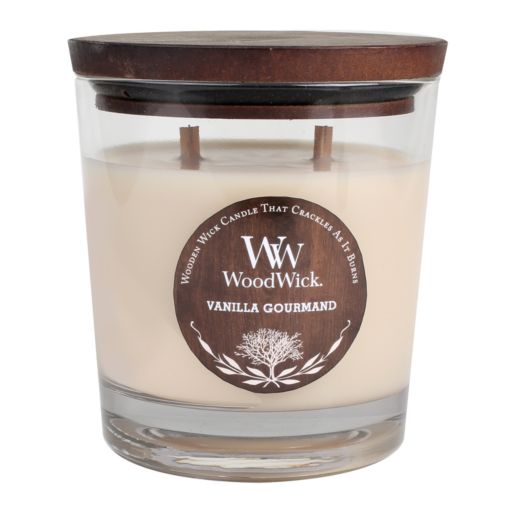 WoodWick Vanilla Gourmand 17.2-oz. Jar Candle