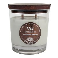 WoodWick Flickering Fireside 17.2-oz. Jar Candle