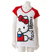 Hello Kitty Kitty Addiction Sleep Shirt - Juniors'