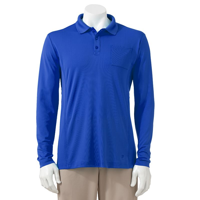 FILA SPORT GOLF Fitted Performance Polo - Men